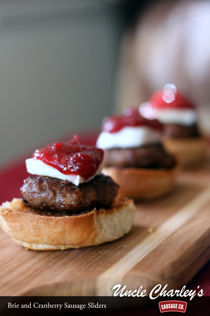 Sausage Brie Sliders