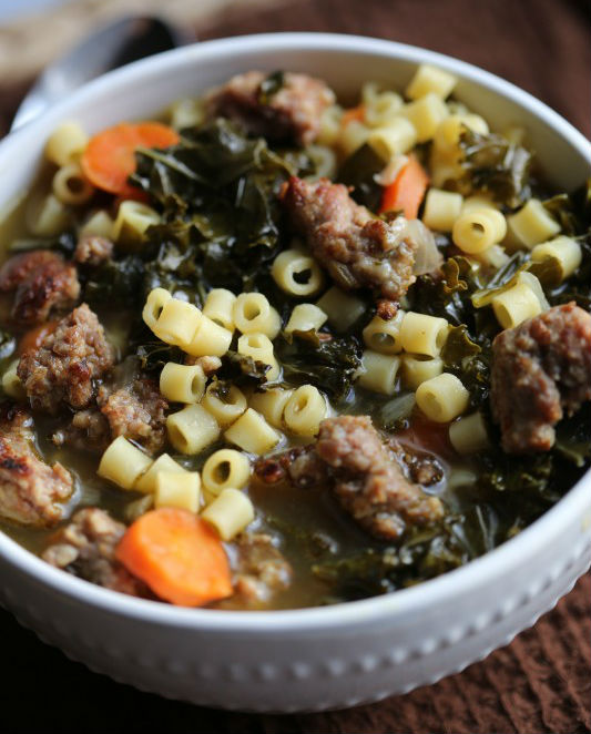 5 Fall Sausage Recipes to Throw in the Crockpot | Uncle Charley\'s