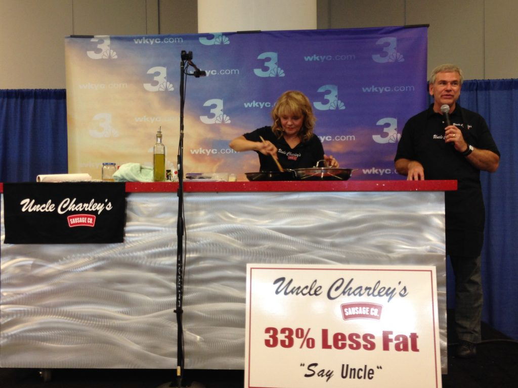 Uncle Charley's WKYC Health and Wellness Expo