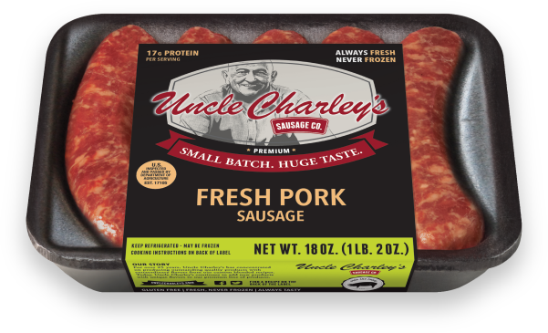 Uncle Charley's - get_the_title